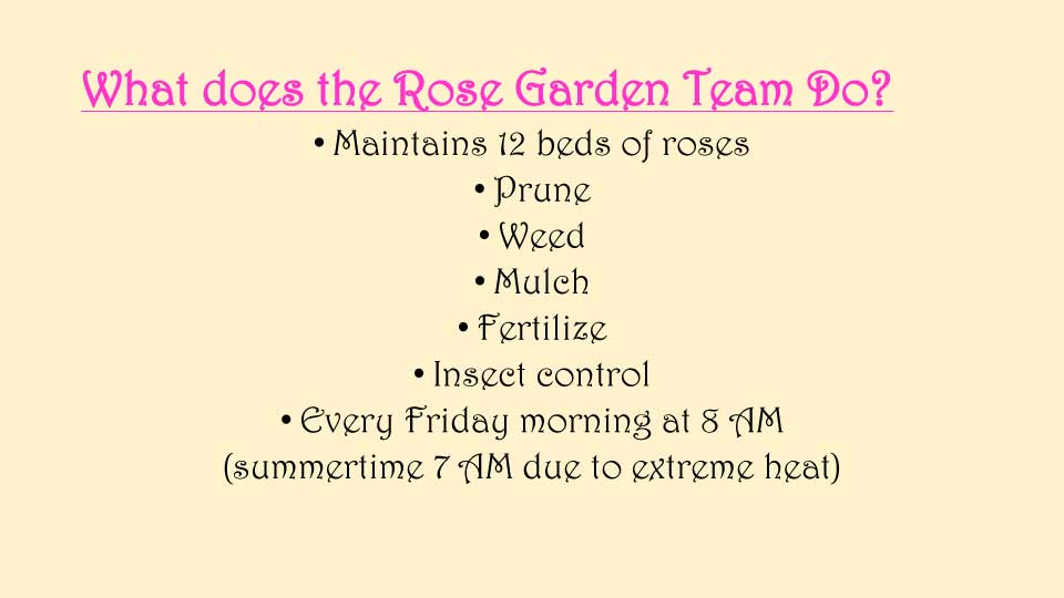 October Meeting 2020 - Rose Garden - 10