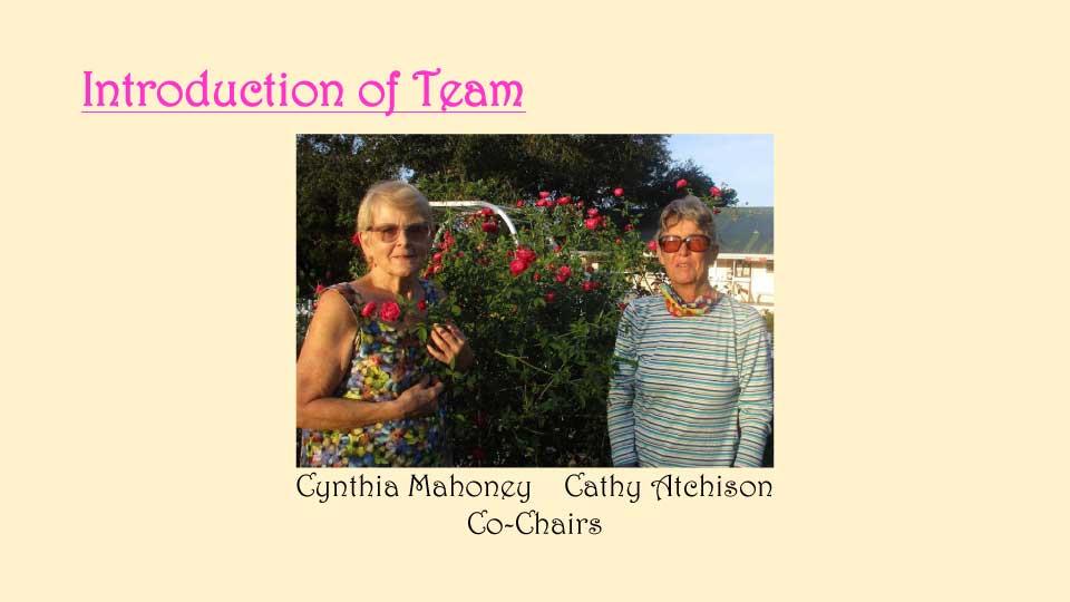 October Meeting 2020 - Rose Garden - 2