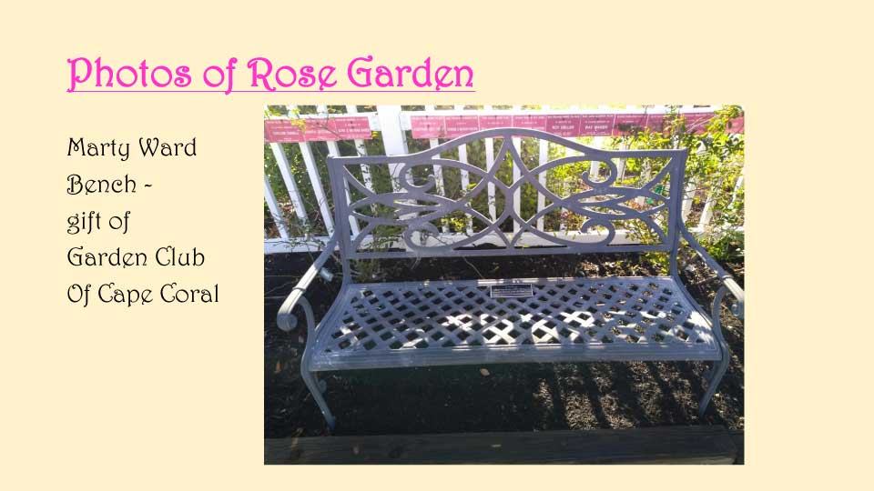 October Meeting 2020 - Rose Garden - 20