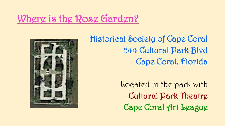 October Meeting 2020 - Rose Garden - 5