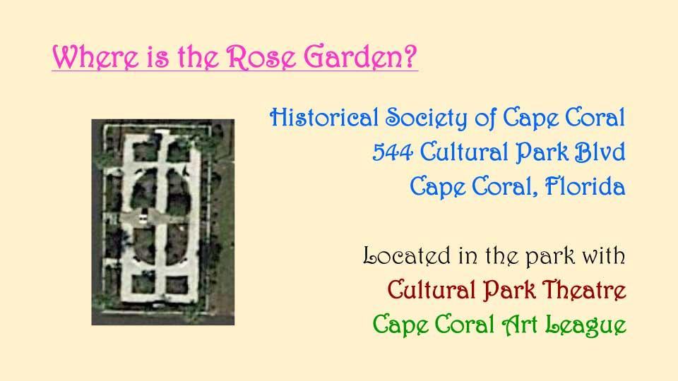 October Meeting 2020 - Rose Garden - 5