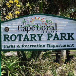 Rotary Park Tropical Bazaar Plant Sale