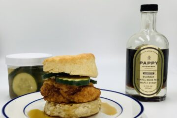 Pappy Chiclen Biscuit