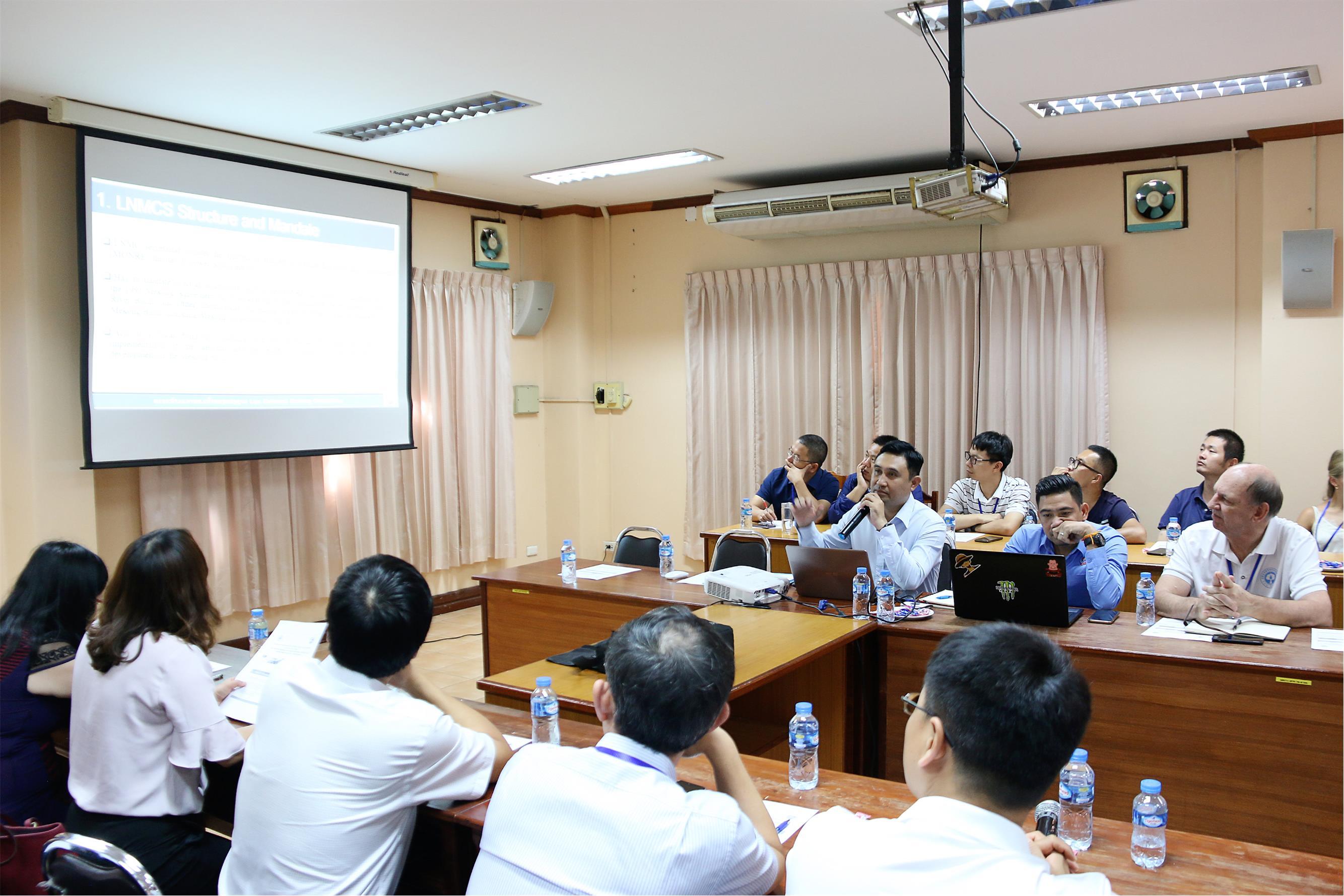 老挝湄委会1