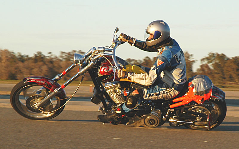 Motorcycle Testing