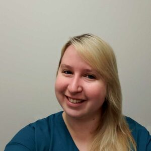 A Headshot of Stephanie - Marketing and Communications Manager
