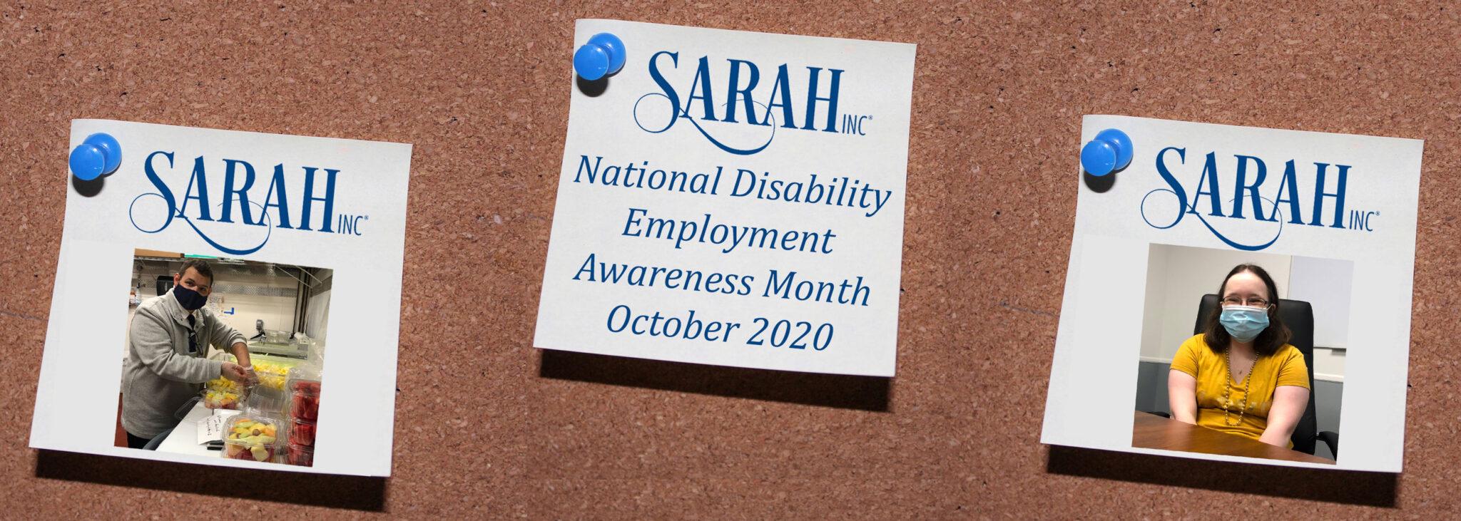 2020 National Disability Employment Awareness Month Banner