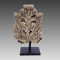 Primitive Folk Art piece - Architectural finial from a temple in Bali, Indonesia
