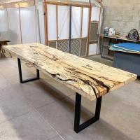 Single plank Tamarind dining table