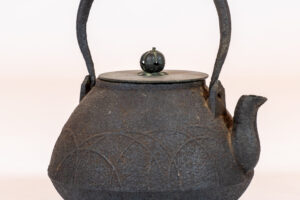 Japan Japanese Cast-Iron Tea Kettle (teapot) Teapots