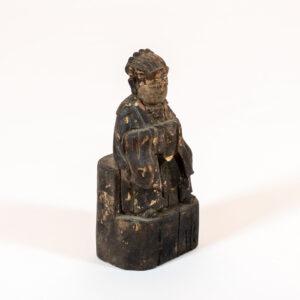 'To Sai' a Zhu Zhong Fan, Shaman Priest Altar Figure