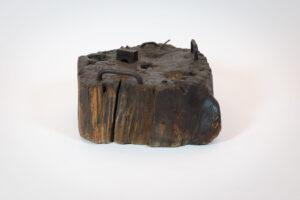 Japan Blacksmith's Stump Anvil Tool Shelf-Top