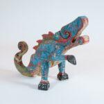 Contemporary Animal Sculpture, Lindu Creature
