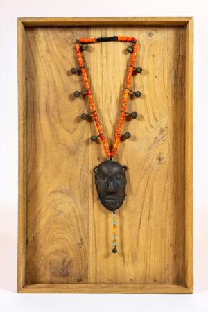 Nagaland Warrior's Headhunter Necklace