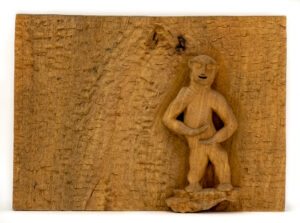 """""""Monkey"""" Studio Carving, David Alan Original Desing"""