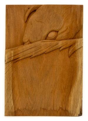 "Studio Carvings ""Peeking Duck"" Studio Carving Wall-Mount"