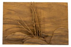 """River Stones"" Studio Carving, David Alan Original Design"