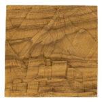 """Tibetan Monastery"" Studio Carving, David Alan Original Design"