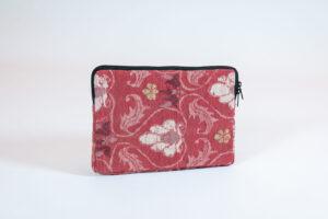 "David Alan Designs 11"" Laptop Cover of Vintage Kimono Fabric"
