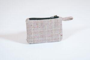 David Alan Designs Coin Purse of Vintage Kimono Fabric