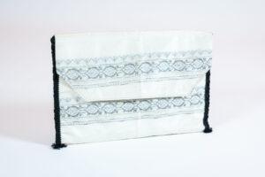 David Alan Designs Shoulder Strap Purse of Vintage Kimono Fabric