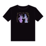 Monster and Me Part of Me Tee (Black)