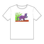 Monster and Me Endless Search Tee