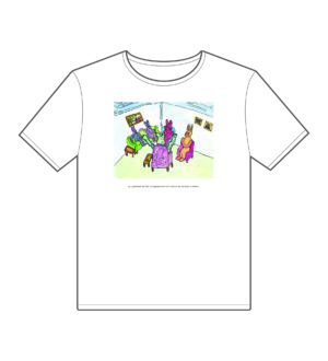 Monster and Me Family Tee