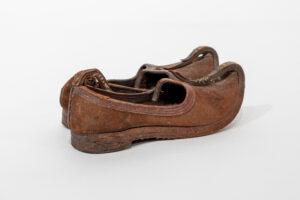 Afghani Slipper Shoes