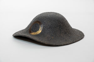 Jingasa Kabuto (Lacquer Helmet)