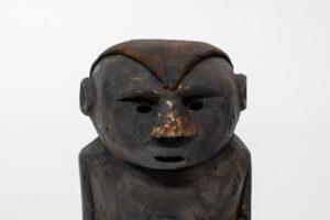 Shaman Effigy Figures (male of pair)
