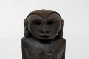 Shaman Effigy Figures (female of pair)