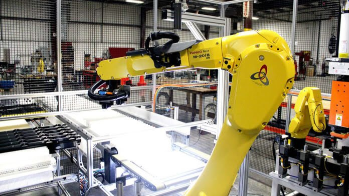 CNC Solutions LLC uses vision to help optimize its ability