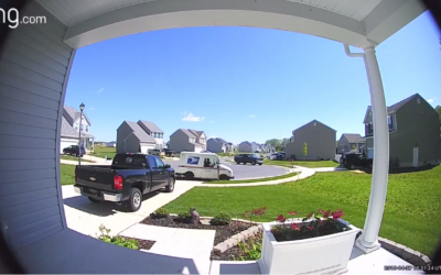 Reader Questions – My Peeping Doorbell Camera, and Where is MY Parking Space?