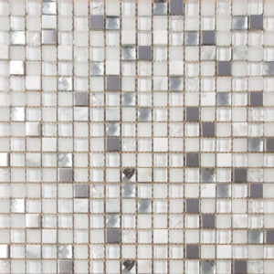 Diamante Bianco Mosaic