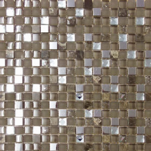 Diamante Tortora Mosaic
