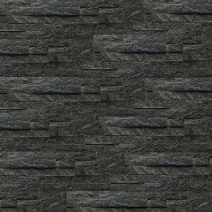 Columbia Nero Sparkle Split Face Wall Tile