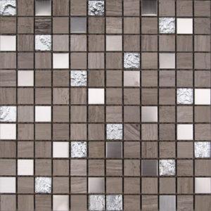 Kensington 2.3cm x 2.3cm Mosaic