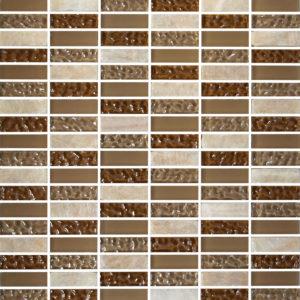 Chicago 1.5cm x 4.8cm Mosaic