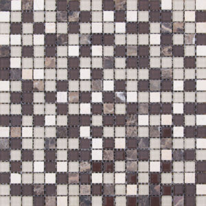 Atlantic Beige Mosaic Sheets
