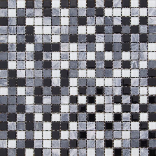Atlantic Black Mosaic Sheets