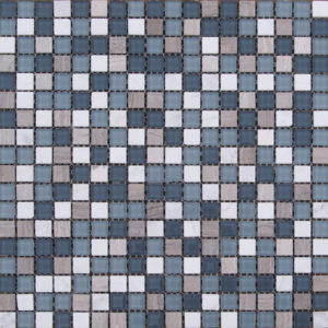 Atlantic Grey Mosaic Sheets