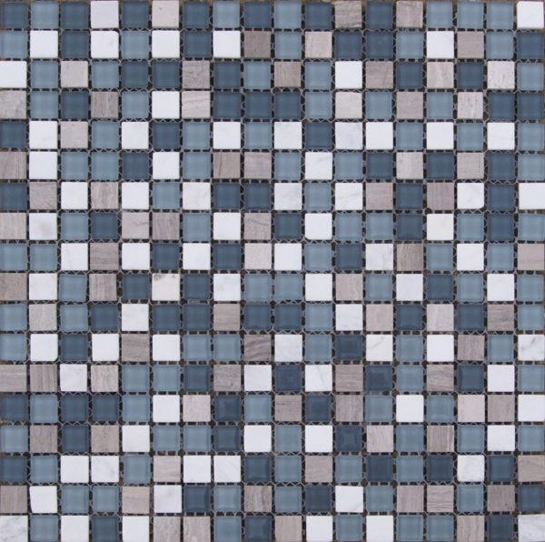 Atlantic Grey Mosaic Sheets