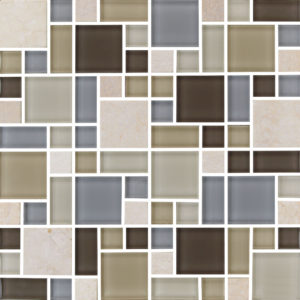 Moscow Beige Mosaic Tile Sheets