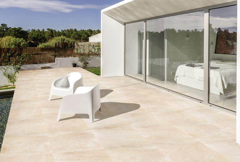 Andes Crema 75cm x 75cm Floor and Wall Tile