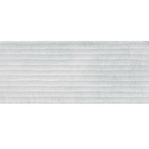 Bordeaux White Lines 28cm x 70cm Wall Tile