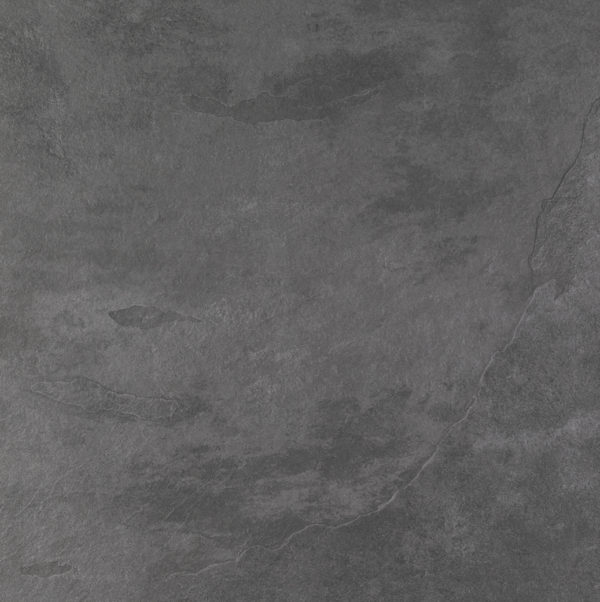 Andes Black 60cm x 60cm Floor and Wall Tile