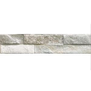 Patterdale Green 7.5cm x 38.5cm Wall Tile