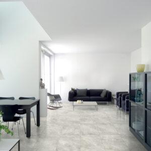 Atlas Snow 60cm x 120cm Floor and Wall Tile