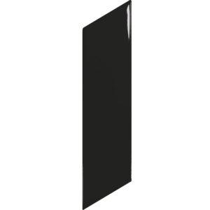 Arrow Gloss Black- Left-Wall Tile